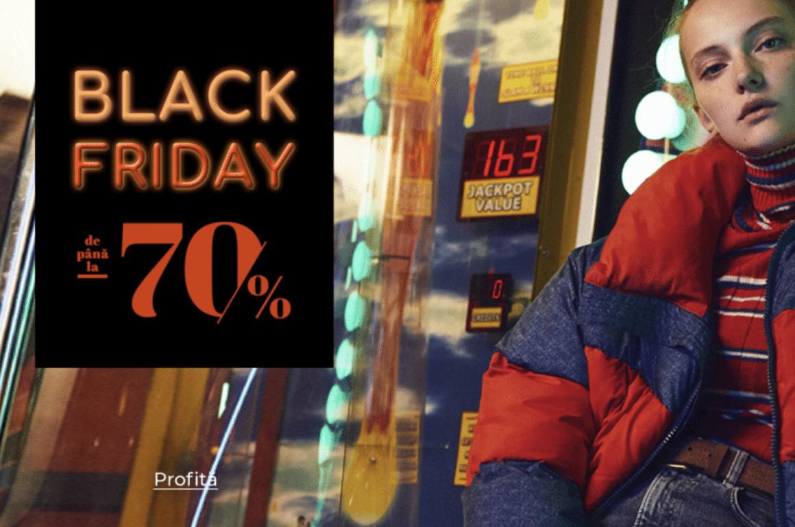 Profită de reducerile Black Friday de până la 70% de pe answear.ro